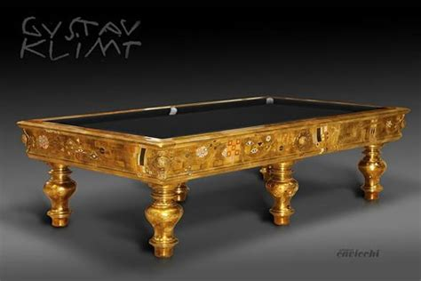 most expensive pool table klimt the furniture pool table for the opulent