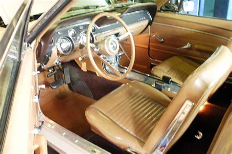 1967 ford mustang interior 43k mile 1967 mustang fastback