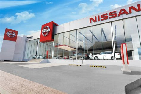nissan inaugurates new nissan sucat dealership with its