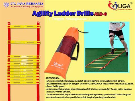 Alat Latihan Agility Ladder Speed Ladder Versi Ii agility ladder drills ald 6 agen alat olahraga