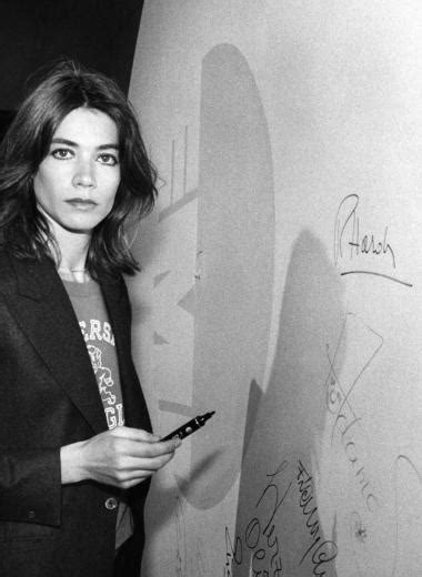 francoise hardy and mick jagger fran 231 oise hardy s 233 ductrice elle a fait craquer david