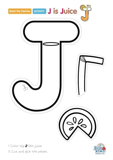 letter j template preschool 25 best ideas about letter j crafts on letter