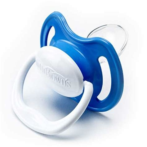 Dr Brown S 971 Pacifier With Handle 2 Pcs Size 2 6 12m Blue pin by lone baby on baby necessities
