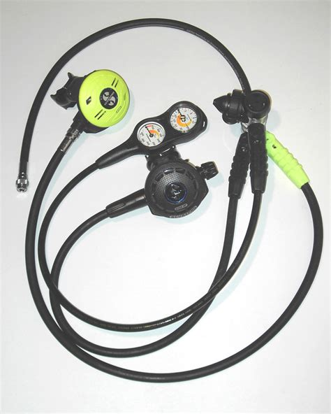diving regulator