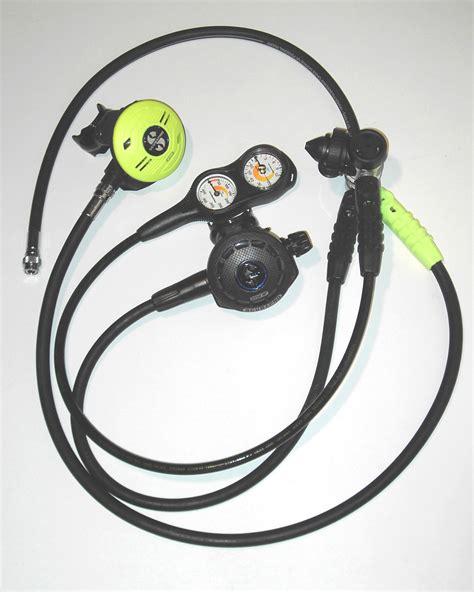 Regulator Scuba diving regulator