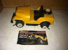 Power Wheels Jeep Manual 1978 Power Command Wheels Remote Jeep With