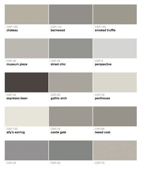 shades of grey paint 65 best images about paint colors on woodlawn