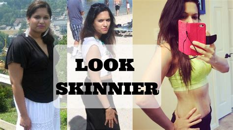 8 Ways To Look Skinnier In Just A Few Minutes by How To Look Hacks