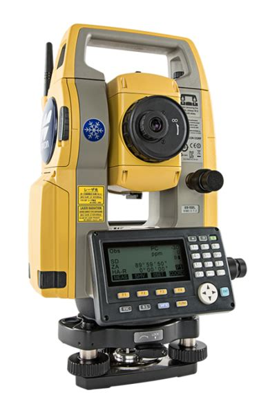 Total Station Topcon Es 101 Call topcon es series reflectorless total station call for