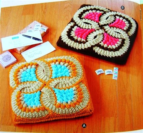 Free Printable Crochet Square Patterns