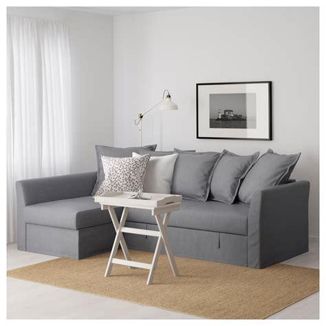 grey corner sofa ikea holmsund corner sofa bed nordvalla medium grey ikea