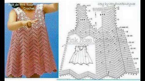 vestidos para nias con tejido vestidos de ni 241 as tejidos con patron youtube