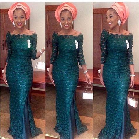 Asoebi Lattest Style | amazing asoebi styles from mercy aigbe iamnini and more