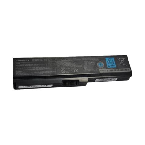 Baterai Toshiba Pa5156 Original jual toshiba pa3817 original baterai laptop harga kualitas terjamin blibli