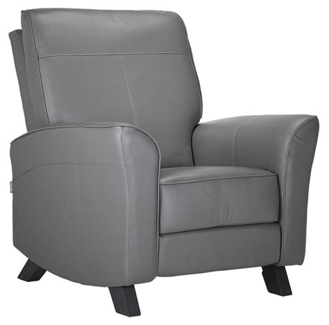 dutailier recliner dutailier comfort recliner maestro in leather kids n cribs