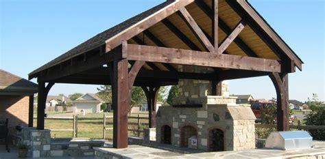 How To Install Corbels Pergolas And Pavilions General Contractors Tulsa