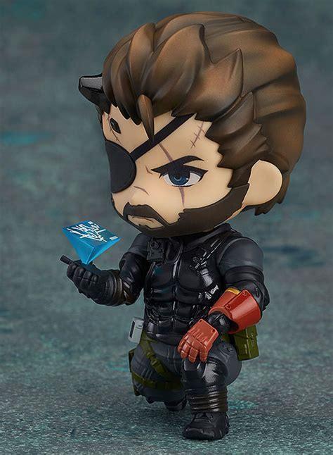 Dpk093 Nendoroid Metal Gear Soloid Solid Snake nendoroid venom snake sneaking suit version gets new