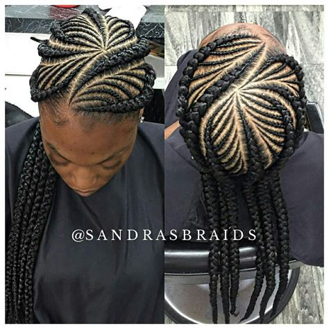 fish bone cornrow designs pin by african american hairstyles on natural hair style