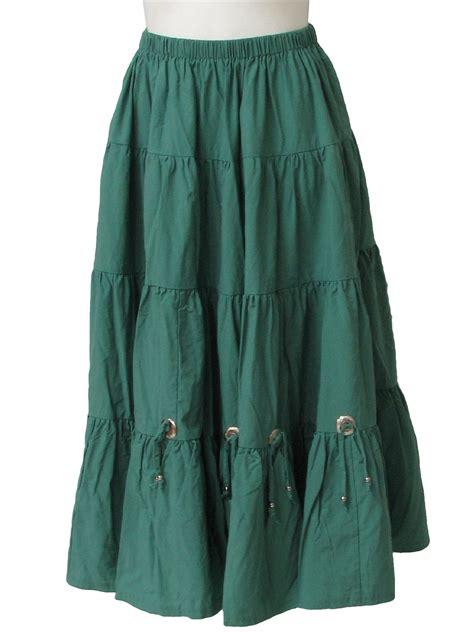 womens green skirt fashion skirts