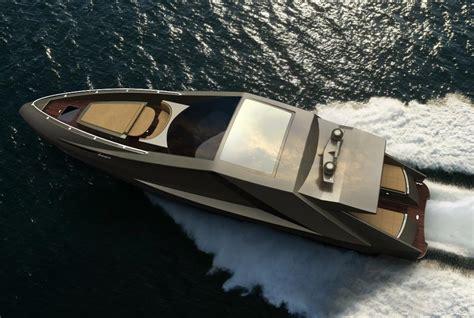 Lamborghini Boat Price Lamborghini Concept Yacht Machine For All Lambo