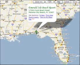 emerald florida map directions map emerald isle resort fl emerald