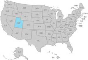 utah united states map utah ipl2 stately knowledge facts about the united states