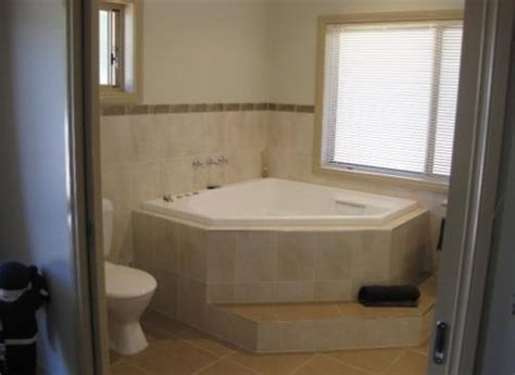 corner bath design ideas  inspired