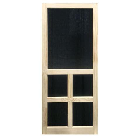 Which Is Better Vinyl Or Aluminum Screen Door - visiscreen 72 in x 100 in vs1 desert retractable