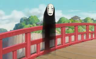 No face spirited away wallpaper anime wallpapers 27383