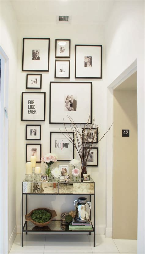 Foyer Wall by Typical Domestic Entryway Decor