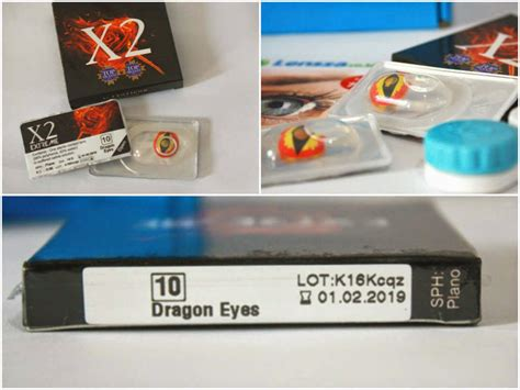 Softlens X2 Xtreme review and look the mask with softlens from lenszaid