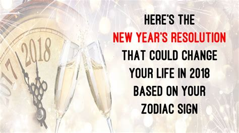 new year is based on here s the new year s resolution that could change your