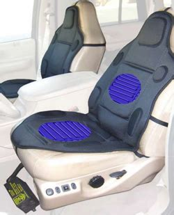 car seat cooler and heater 12 volt dc car thermo electric cool or heat seat cushion