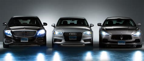 Luxury Cooktops Car Headlight Performance Found To Be Not So Bright