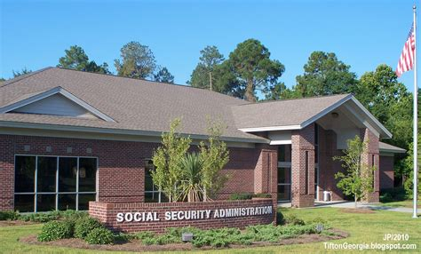social security office in ga waycross ware cty college