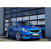 Opel Corsa OPC By STEINMETZ Tuning Wallpapers  Auto Power