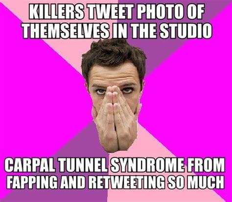 the killers fan club the killers images irrational killers fan meme wallpaper