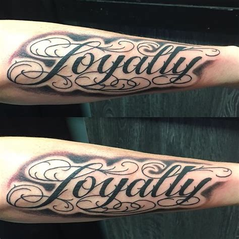loyalty over royalty tattoo loyalty tattoos