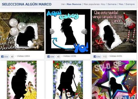 decorar tus fotos online ondapix photos marcos apexwallpapers