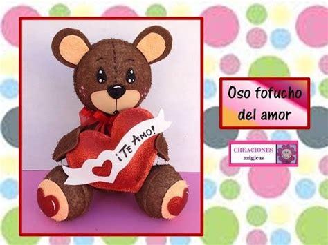 el regalo del duende tizona kids oso fofucho del amor regalos para el dia del amor creaciones m 225 gicas youtube