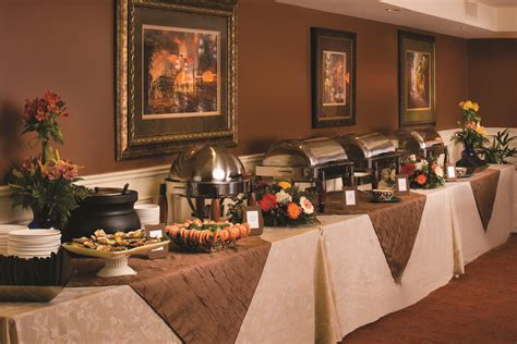 Dining room buffet servers