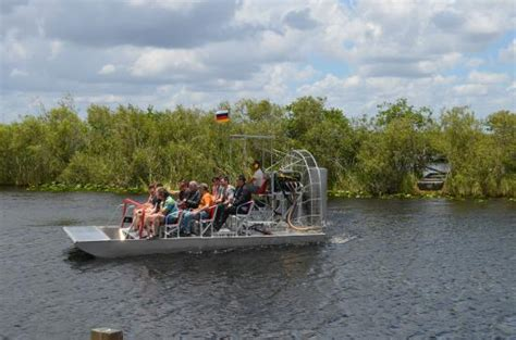 our boat picture of buffalo tiger s airboat tours miami - Everglades Airboat Tours Tiger