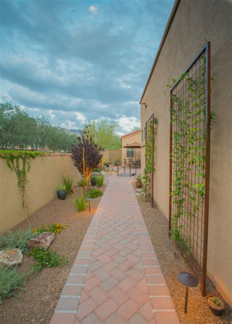transformed tucson courtyard