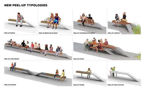 highline benches updated designs for the high line at the rail yards the high line blog