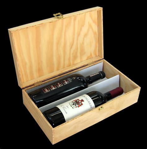 cassette per vini scatole in legno per vini