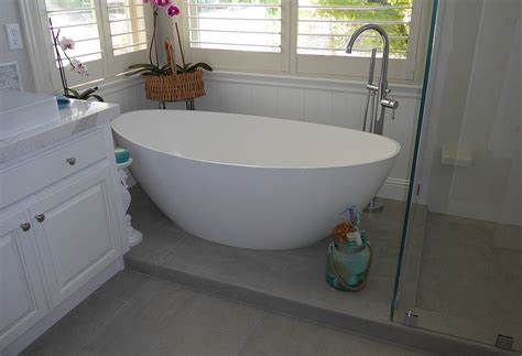 Freestanding Bathtub Installation how to install a freestanding bathtub using the badeloft