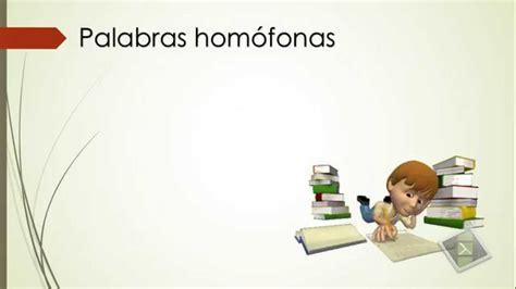 imagenes de palabras homografas palabra hom 243 fonas y hom 243 grafas youtube