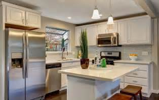 Kitchen With Island Ideas the secrets of attractive kitchen layout ideas with islands