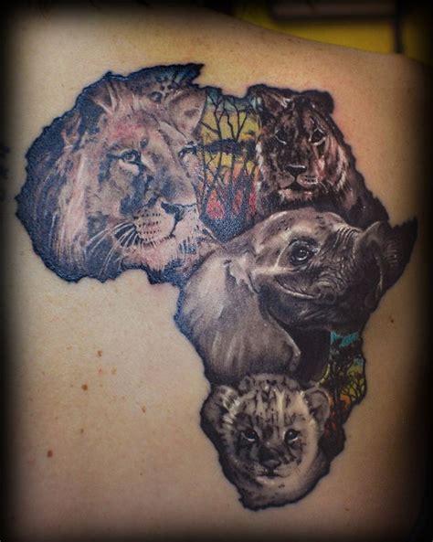 25 best ideas about africa tattoos on pinterest african