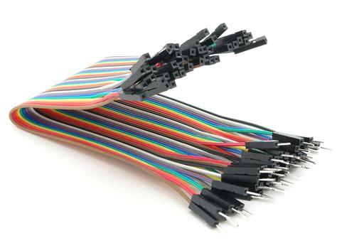 Kabel Jumper Dupont 10 Cm 20 Pin 40pin jumper dupont kabel trennbar avc shop